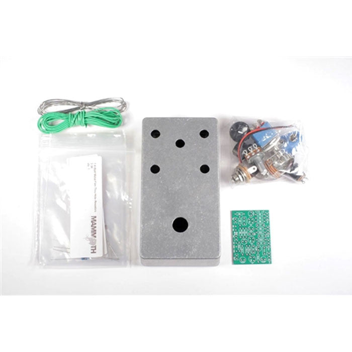 <b>'ColorTone Overdrive Booster'</b><br>Boost / Overdrive Kit<br><i>GuitarPCB.com</i> - Mammoth Electronics