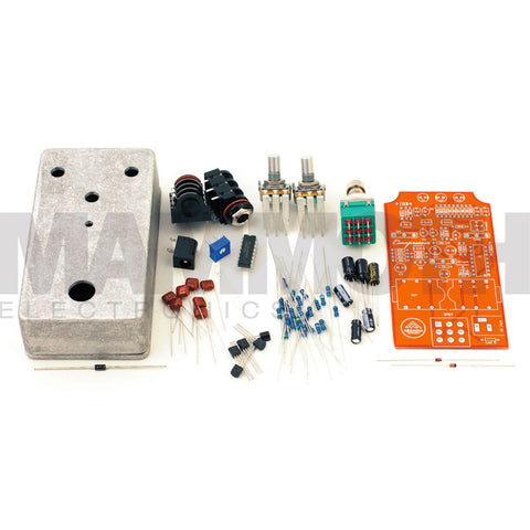 DIY Compressor Pedal Kit - Arcadia Electronics
