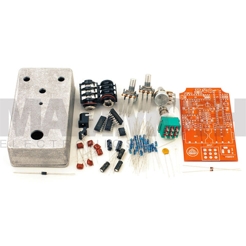 DIY Phaser Pedal Kit - Arcadia Electronics