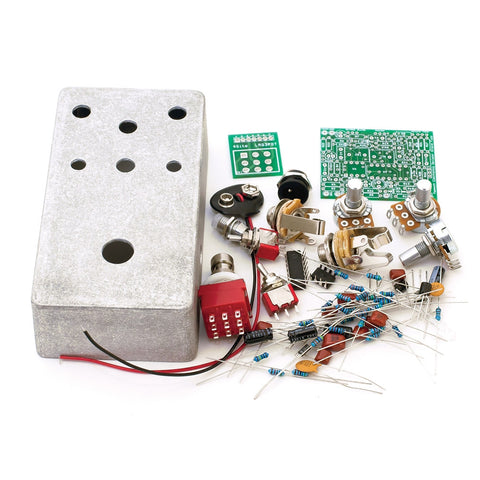 <b>'D'Lay'</b><br>PT2399 Analog Style Delay Kit<br><i>GuitarPCB.com</i> - Mammoth Electronics