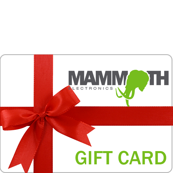 Gift Card - Mammoth Electronics