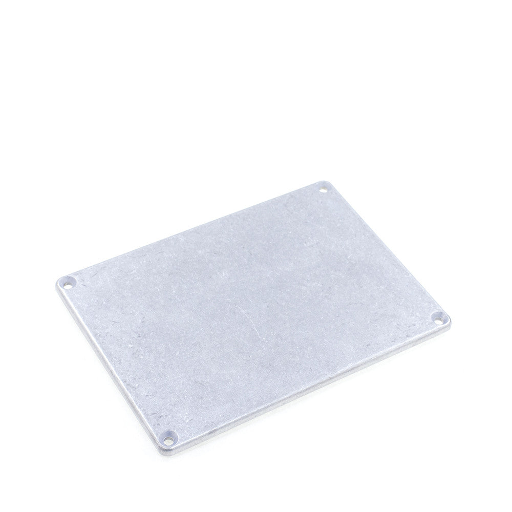 "Hammond 1550K Aluminum Enclosure (5.51 x 4.02 x 2.85"")"