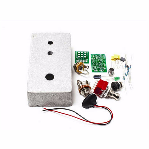 'J201 Boost' Clean Boost Pedal Kit - Mammoth Electronics