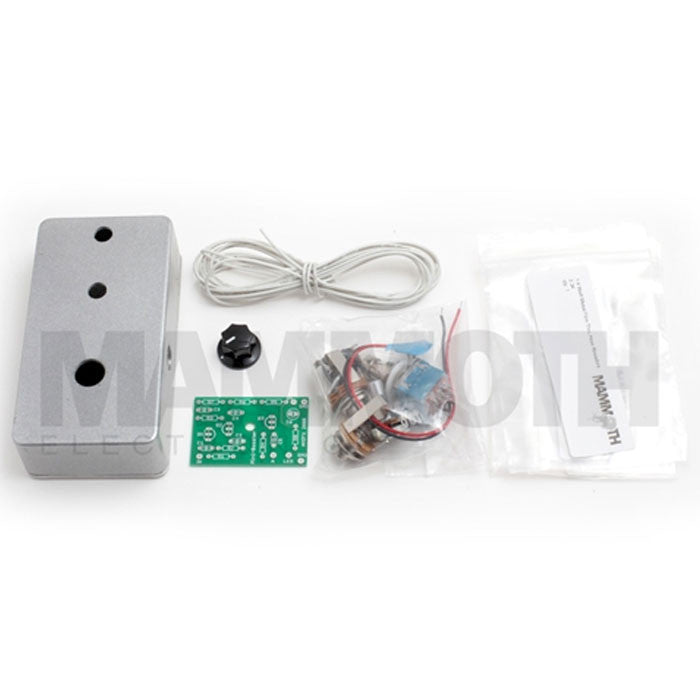 <b>'MOSFET Booster'</b><br>Booster Kit<br><i>Jack Orman</i> - Mammoth Electronics