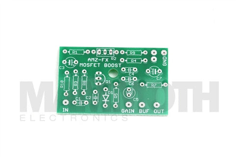 Jack Orman MOSFET Booster Kit - Mammoth Electronics
