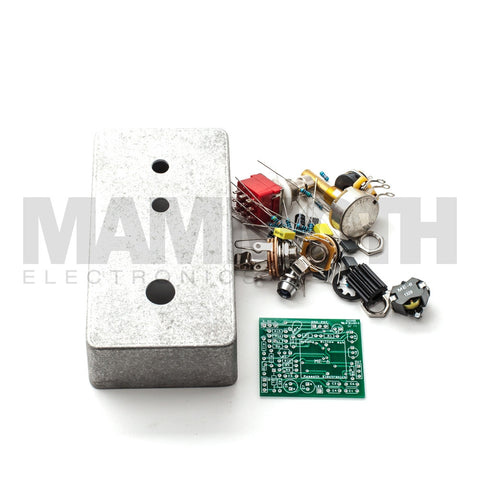 'Deciduous Filter'  Pedal Kit - Mammoth Electronics