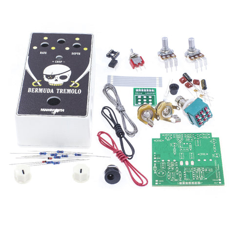 <b>'Bermuda Tremolo'</b><br>Tremolo Kit<br><i>Mammoth Electronics</i>