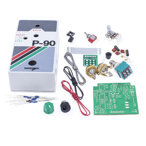 <b>'P-90'</b><br>Phaser Kit<br><i>Mammoth Electronics</i>