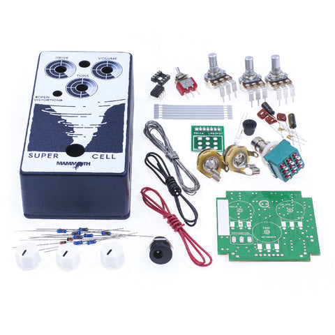 <b>'Supercell Overdrive'</b><br>Overdrive Kit<br><i>Mammoth Electronics</i>