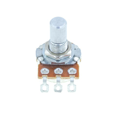<b>Mammoth or Alpha Potentiometer</b><br>Logarithmic (A)<br>16mm Single Gang<br>Solder Lug<br>