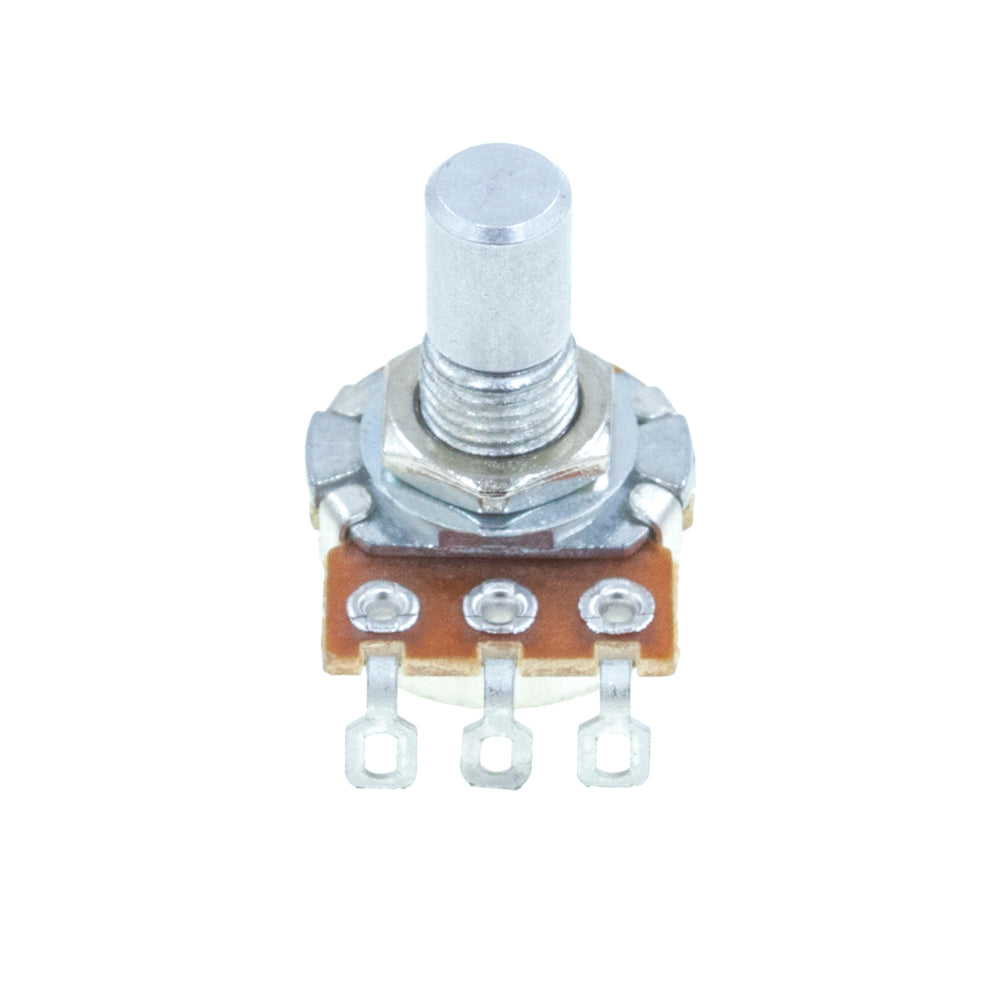 <b>Mammoth or Alpha Potentiometer</b><br>W20K<br>16mm Single Gang<br>Solder Lug<br>