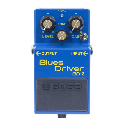 <b>Boss BD-2 Phat Blues Driver</b><br>Keeley Mod - Mammoth Electronics