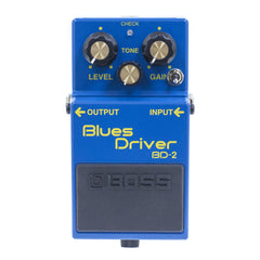 Keeley Mod Boss BD-2 Phat Blues Driver Pedal