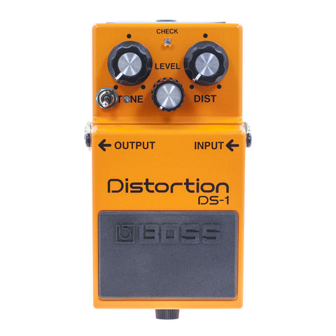 <b>Boss DS-1 Ultra Distortion</b><br>Keeley Mod - Mammoth Electronics