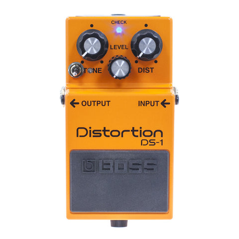 Keeley Mod Boss DS-1 Ultra Distortion Pedal