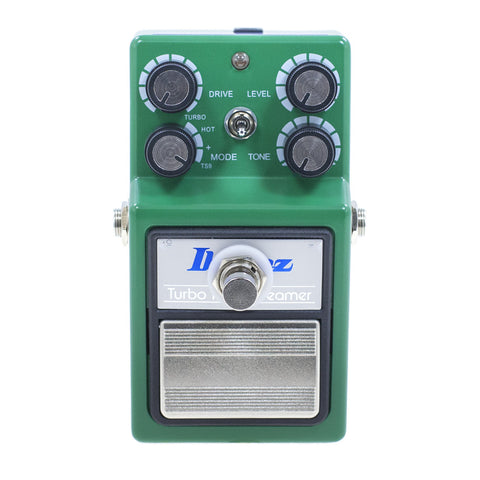 <b> Ibanez TS-9DX Flexi</b><br>Keeley Mod - Mammoth Electronics