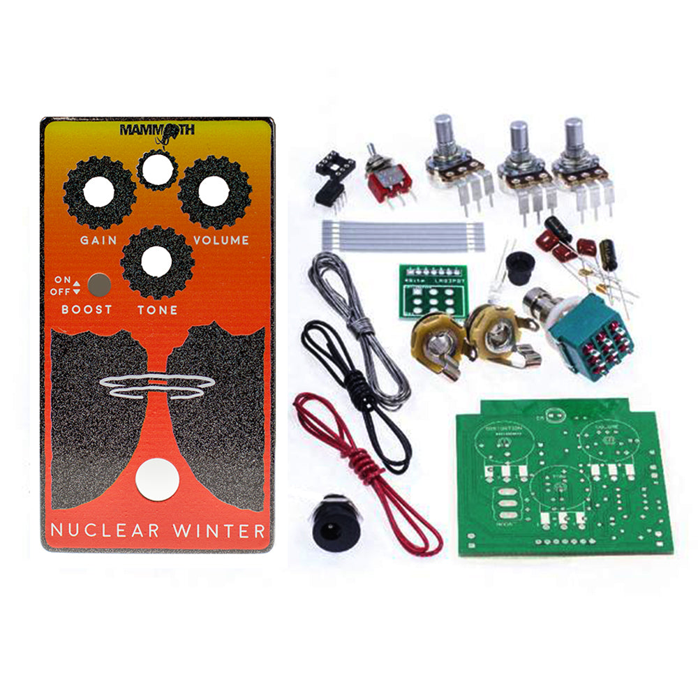 <b>'Nuclear Winter'</b><br>Distortion Kit<br><i>Mammoth Electronics</i>