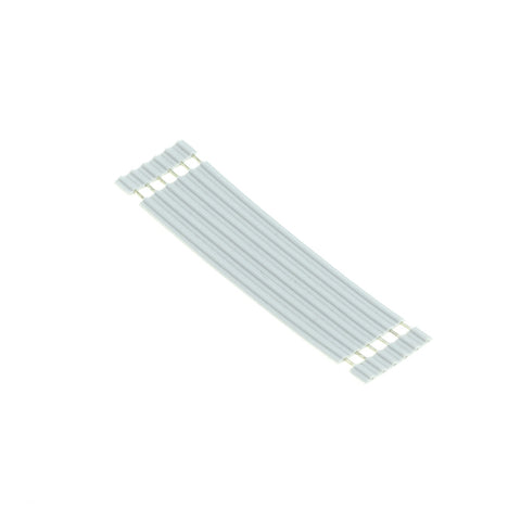 "<b>Ribbon Cable</b><br>6 Conductor<br>2"" length"