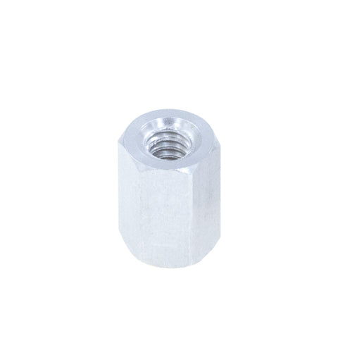 "<b>1/4"" Hex Standoff</b><br>3/8"" Height<br><i>Aluminum</i> - Mammoth Electronics"