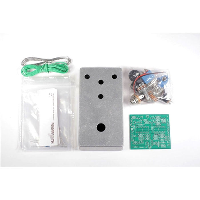 'Super White Auto Wah' (GuitarPCB.com) Pedal Kit - Mammoth Electronics