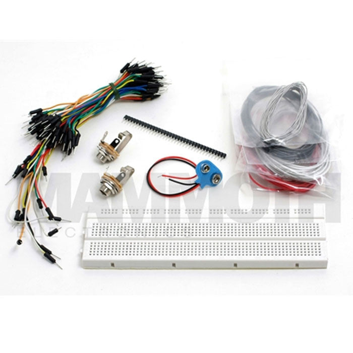 Tonefiend Breadboard Rig and Supplies Kit