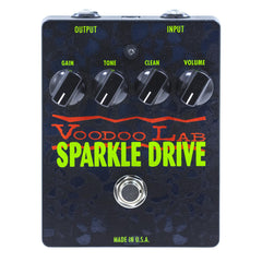 "<b>Voodoo Lab Sparkle Drive</b><br>Keeley Mod<br><font color=""#78be20""><i>Mod Only</i></font> - Mammoth Electronics"