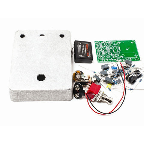 'Carlsbad Reverb' Pedal Kit - Mammoth Electronics