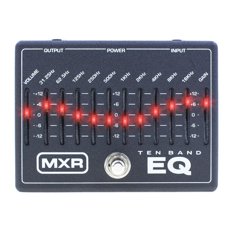"<b>MXR 10-Band EQ</b><br>Keeley Mod<br><font color=""#78be20""><i>Mod Only</i></font>"