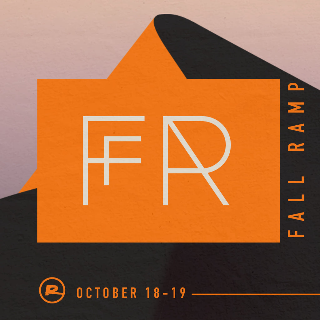 Fall Ramp 2019 CD & Digital Downloads