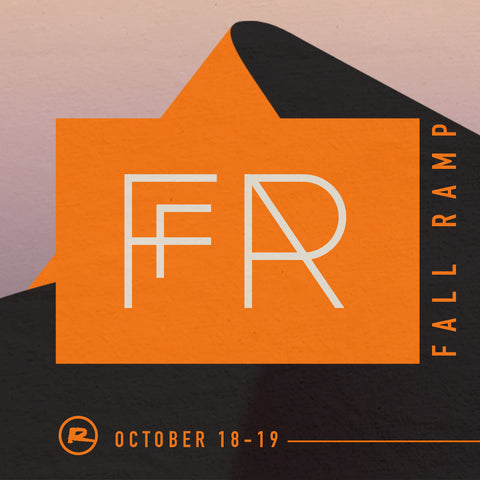 FALL RAMP- Box set (cd/dvd) 2019