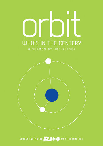 Orbit: Who's at the Center?