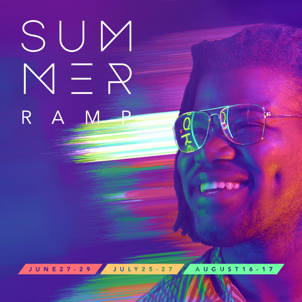 Summer Ramp June 2019 -CD's and Digital Downloads