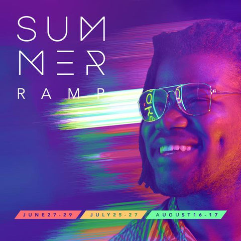 Summer Ramp August 2019 - CDs and Digital Downloads
