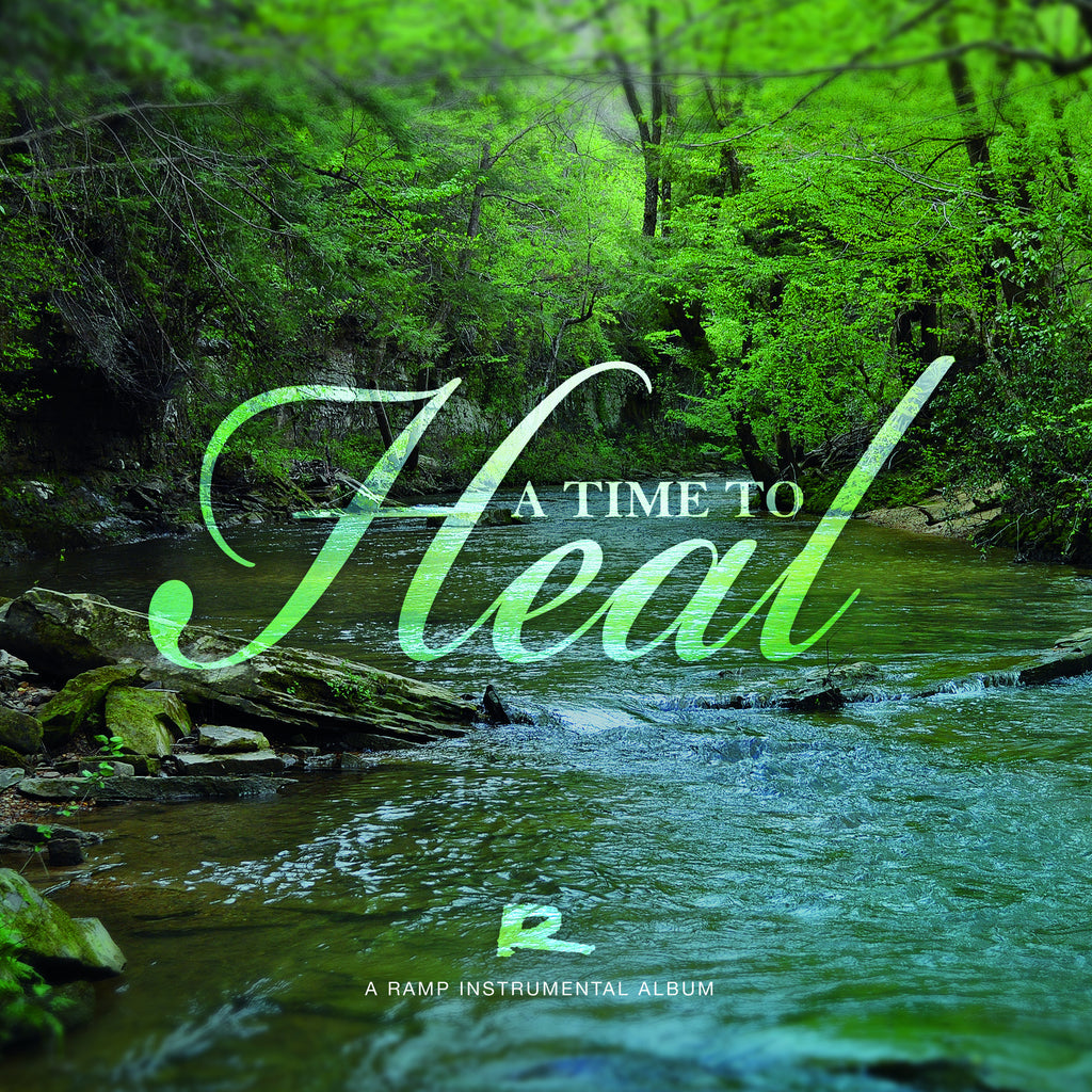 A Time to Heal - CD