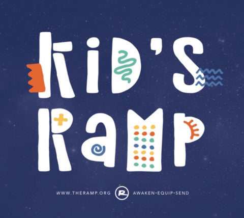Kids Ramp Conference Set
