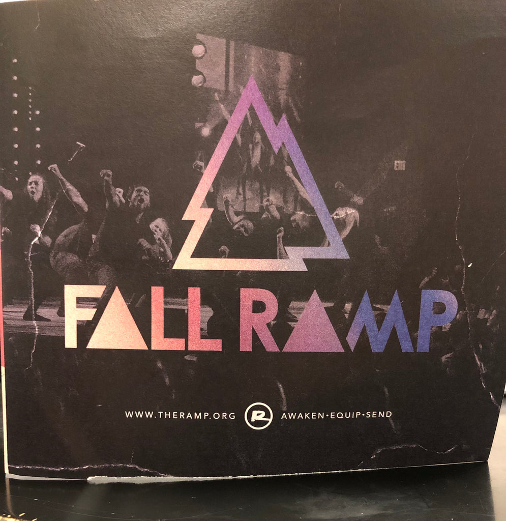 FALL RAMP 2020 - Box set (cd/dvd)