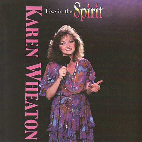 Live In The Spirit CD