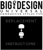 Stylus Tips - Big Idea Design LLC