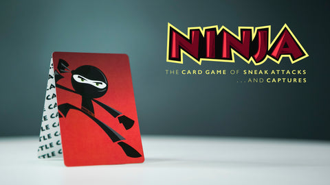 Ninja Card Game - Big Idea Design LLC