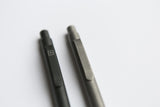 Ti Click RT : Solid Titanium Ballpoint Click Pen - Big Idea Design LLC