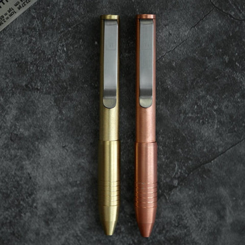 Brass & Copper Pocket Pro Pen