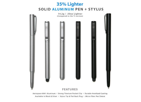 Big Idea Design Aluminum Pen