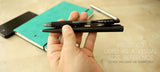Titanium Ballpoint Pen + Stylus - Big Idea Design LLC - INTL