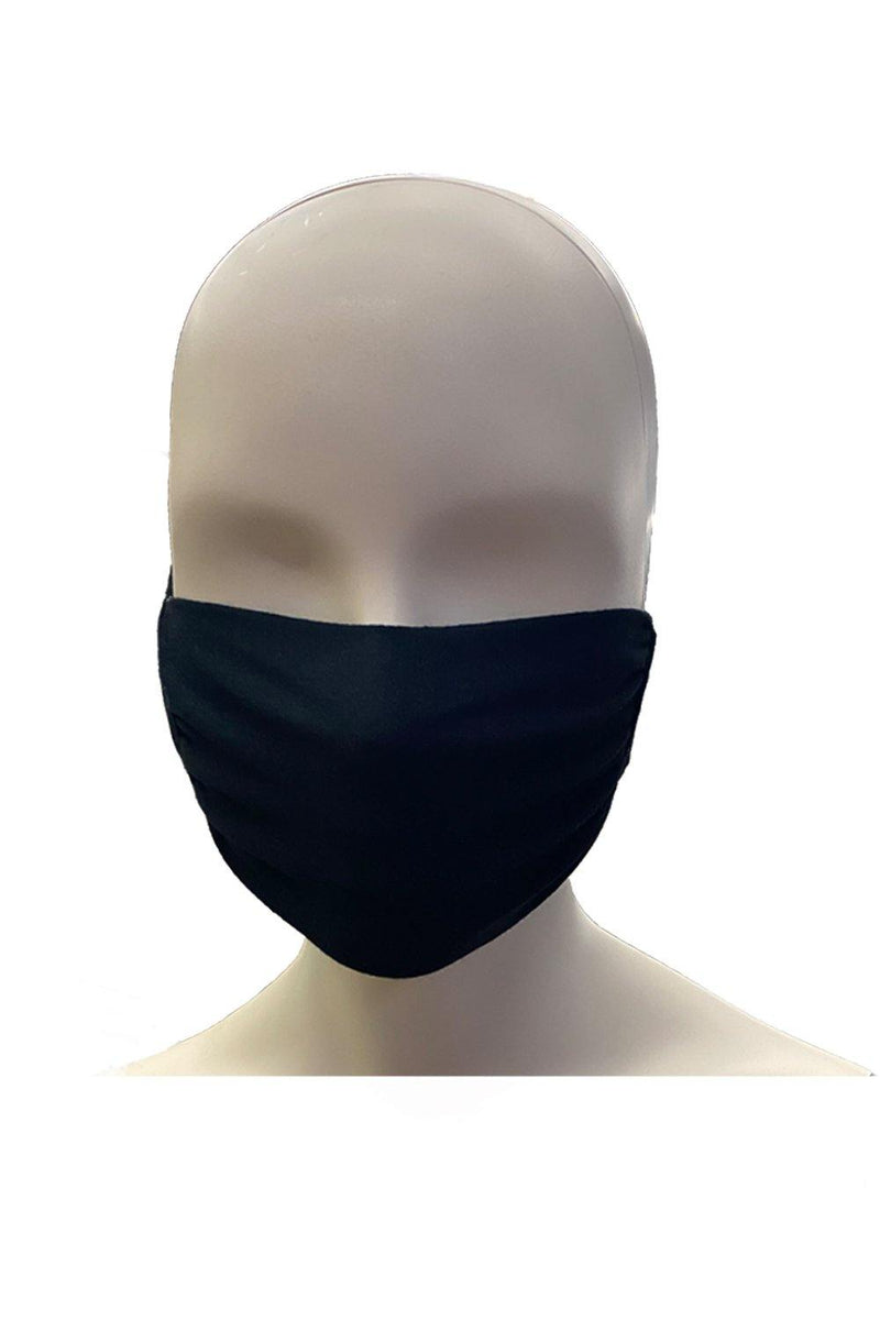 Cloth tie face covering washable reusable anti-dust shield face mask