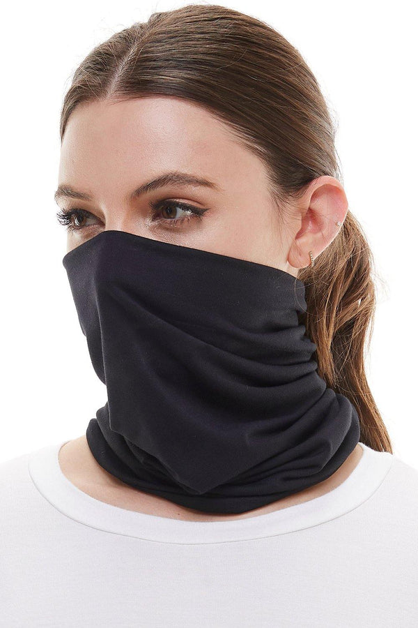 Neck Gaiter bandana scarf reusable washable face mask