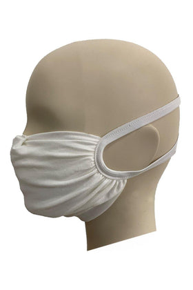 Stretchable elastic head loop washable reusable anti-dust shield mask