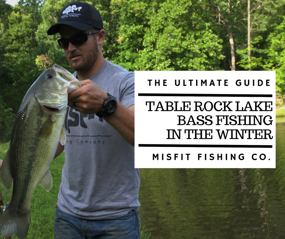 The Ultimate Guide to Table Rock Lake Bass Fishing