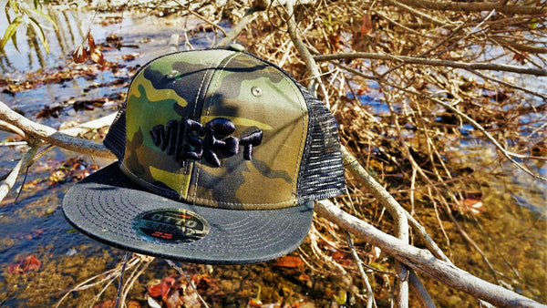 Misfit Fishing Co. Camo Hat