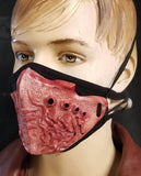 Biomorphic Mask covering - Pallid Flesh