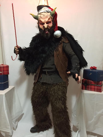 Krampus Deluxe Costume